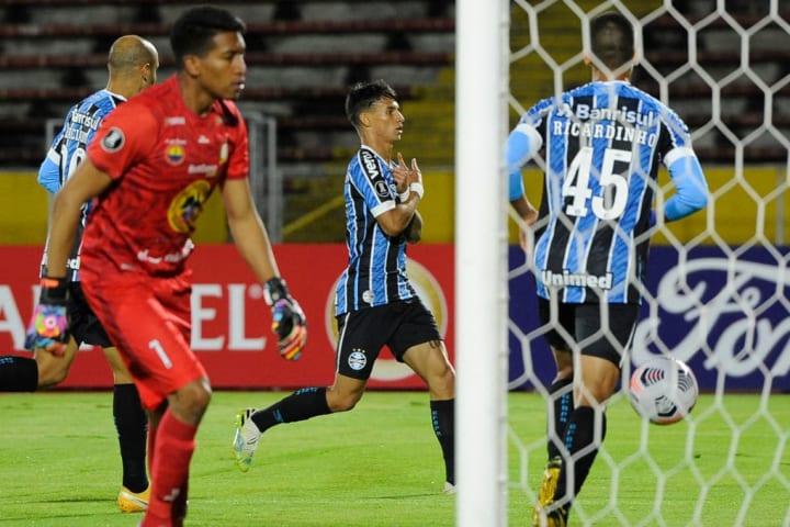 Grêmio, Libertadores, Ferreira, Destaque