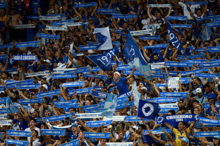 Cruzeiro História Goleadas