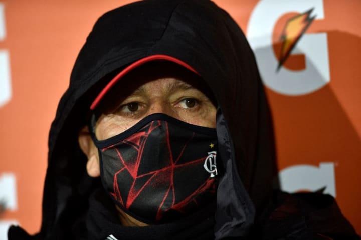 Renato Gaúcho Flamengo David Luiz Zagueiro Adana Turquia