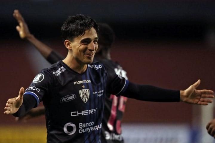 Independiente del Valle, Libertadores, Faravelli, Destaque