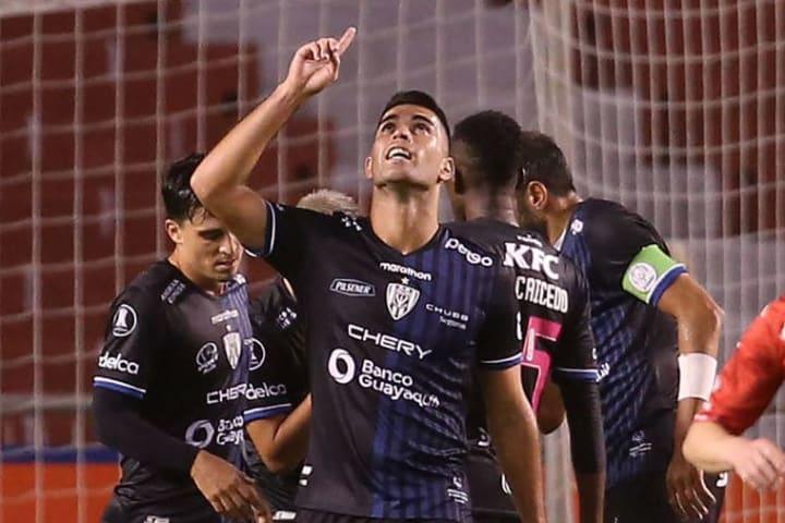 Brian Montenegro, Independiente del Valle, Destaque, Libertadores