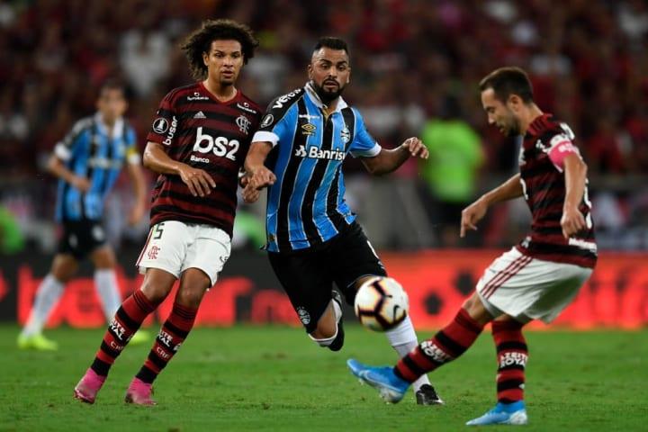 Rivalidade Grêmio Flamengo Libertadores 2019