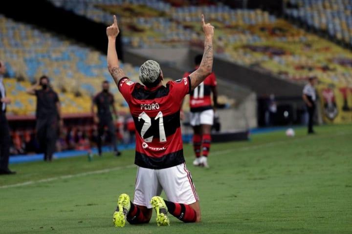 Flamengo Pedro Libertadores