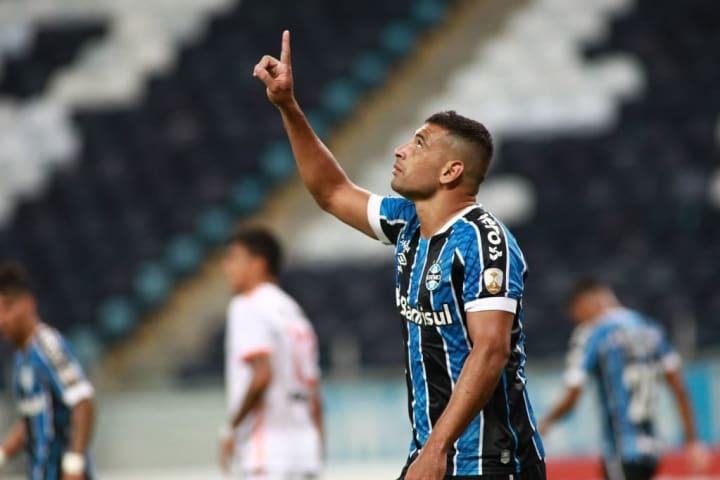 Libertadores, Grêmio, Independiente del Valle, Diego Souza