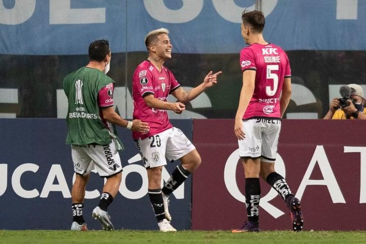 Libertadores Grêmio Ortiz Del Valle Destaque