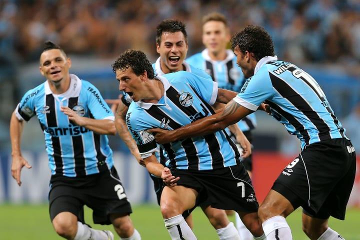 Grêmio Libertadores Independiente del Valle Virada