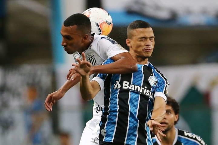 Darlan, Grêmio, Libertadores, Ayacucho, Destaque