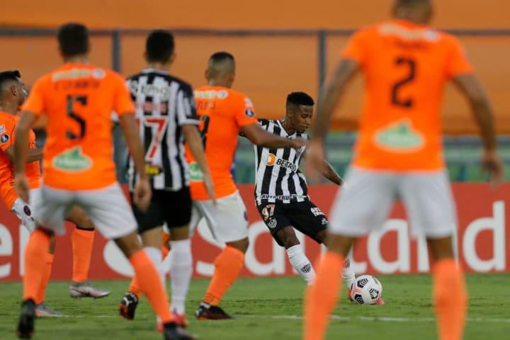 Atlético-MG Sport Campeonato Brasileiro Tchê Tchê