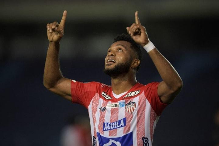 Libertadores, Junior Barranquilla, Miguel Borja, Vaga