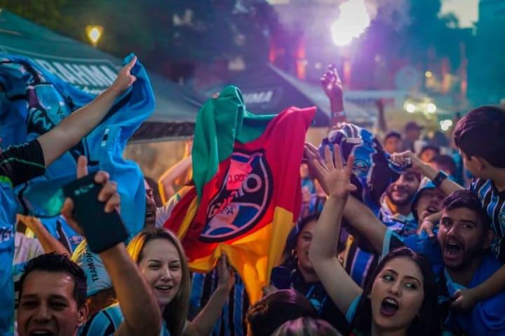 Grêmio Goleada História