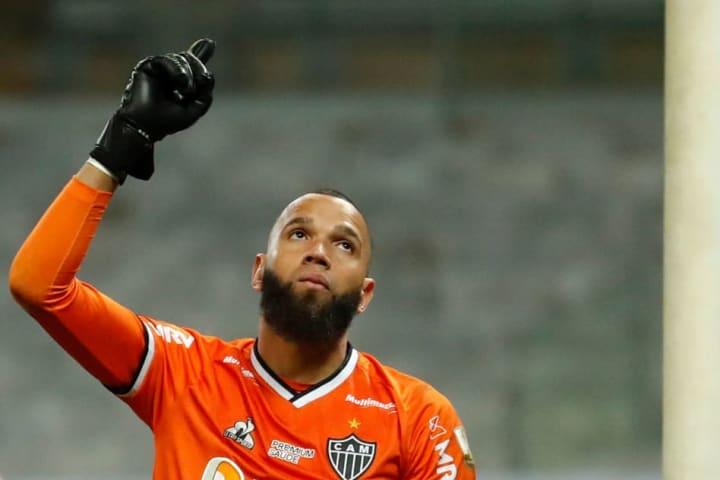 Everson Atlético-MG Seleção Oitavas Libertadores