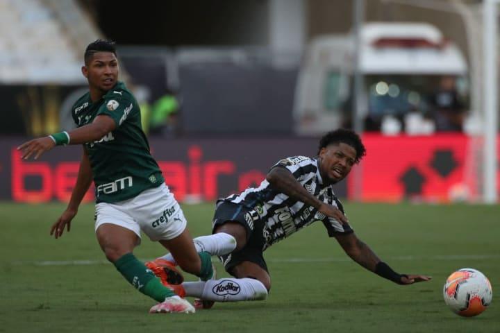 Palmeiras Flamengo Supercopa do Brasil XI ideal