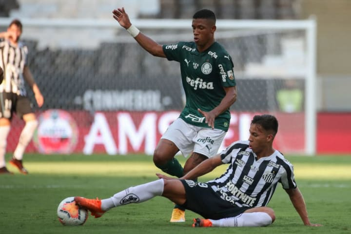 Palmeiras Danilo Volante Sondagem Europa Mercado
