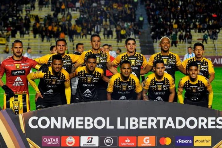 Libertadores Potes Sorteio Grupo Atlético-MG Altitude La Paz The Strongest