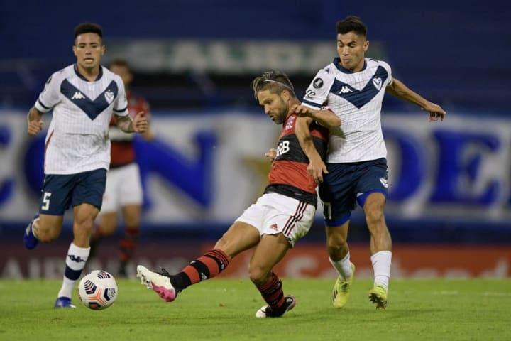 Flamengo Libertadores Vélez Sarsfield