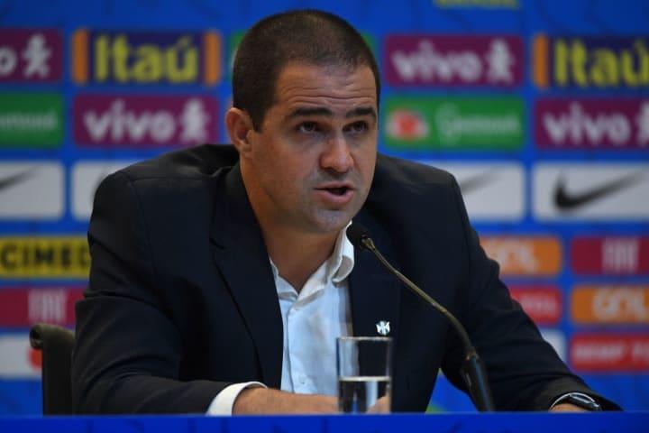 Seleção Brasileira Olimpíada Jogos Olímpicos Preparação Tóquio Apresentação André Jardine
