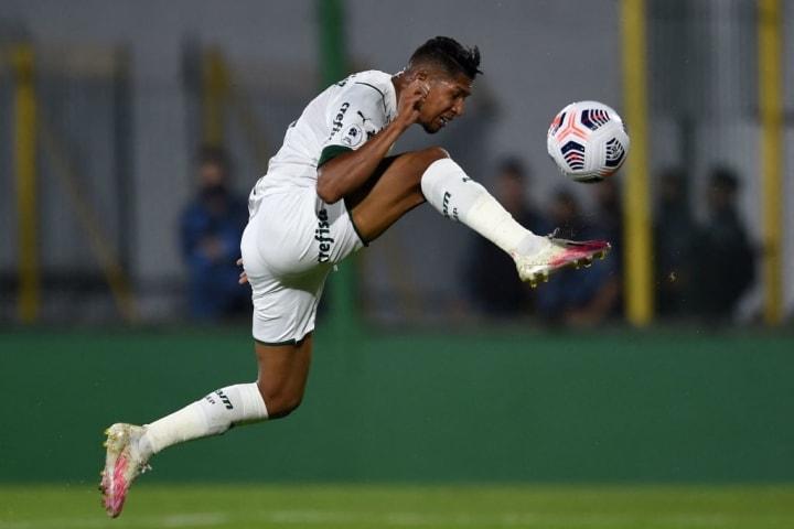 Palmeiras Defensa y Justicia Recopa Destaque Rony