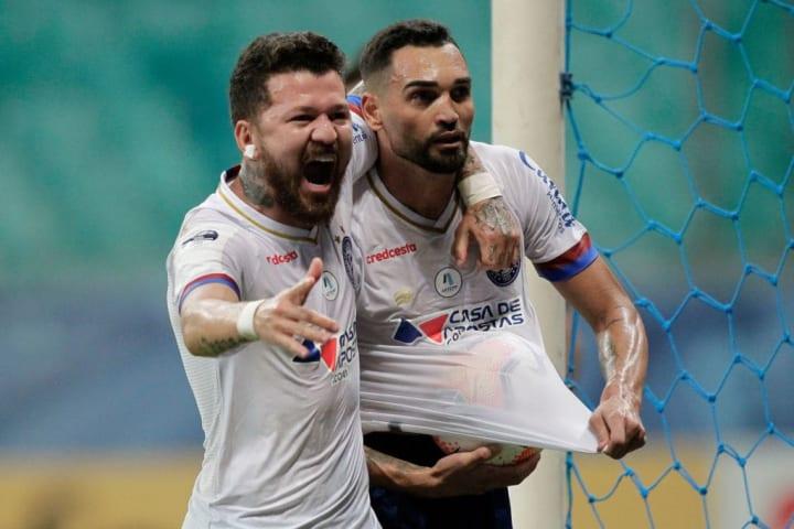 Gilberto Bahia Rossi Ceará Final Copa do Nordeste