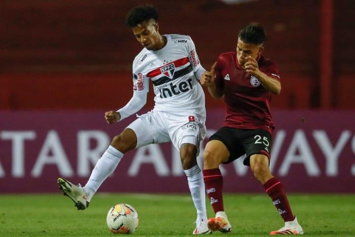 Tchê Tchê Volante São Paulo Cuca Reforço Atlético-MG 2021