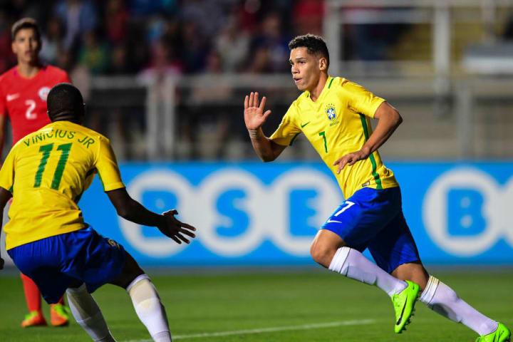 Paulinho selecao olimpica Olimpiadas