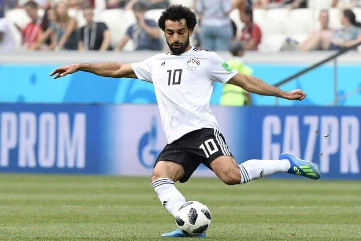 Mohamed Salah Egito Atacante Liverpool Título