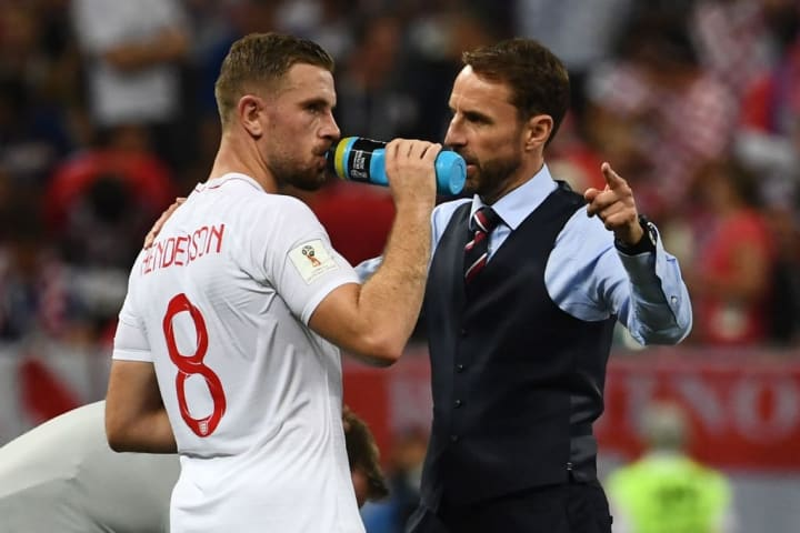 Gareth Southgate admits there are concerns over Henderson's fitness