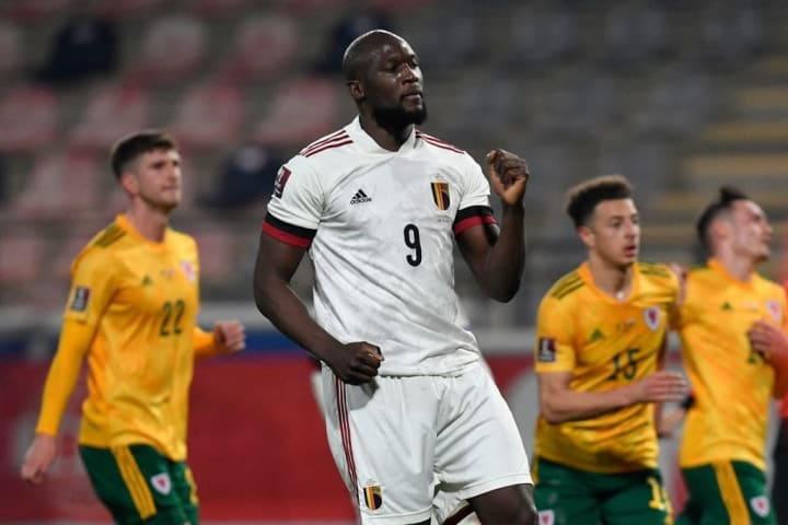Romelu Lukaku is one of Belgium's stars