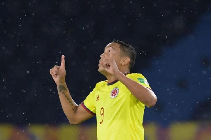 Luiis Muriel Atacante Colômbia Copa América