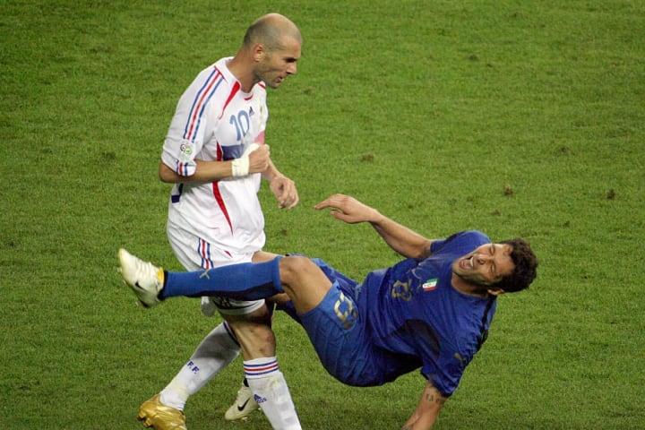 França Itália Rivalidade Futebol