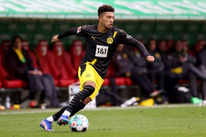 Man Utd refused to pay over £100m for Sancho