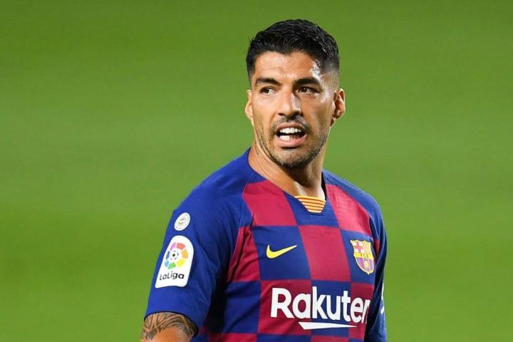 Luis Suarez has struggled with injuries this season