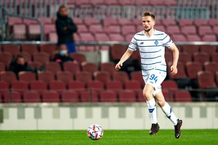 Dynamo Kyiv are desperate to return to top of Ukrainian football