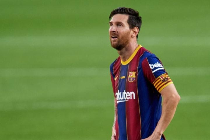 Leo Messi debe olvidar la salida de Luis Suárez