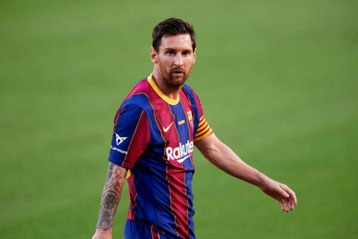 Leo Messi es el futbolista mejor pagado
