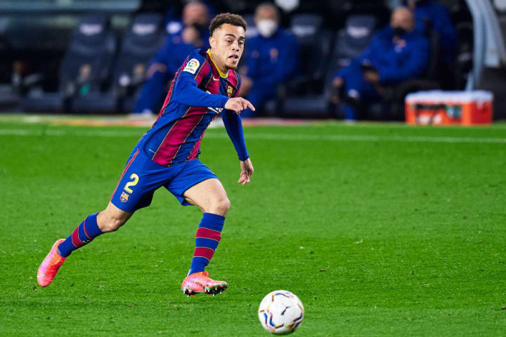 Dest, FC Barcelona