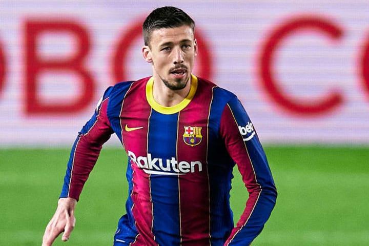 Clement Lenglet, FC Barcelona