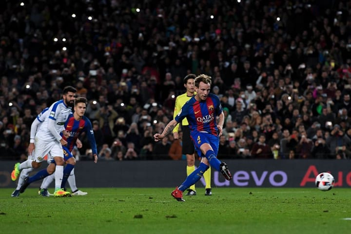 The Croatian enjoyed his best season as an FC Barcelona player during 2016/17