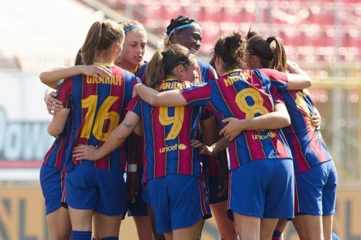 Barcelona berpeluang mendobrak status quo Eropa utara di Liga Champions Wanita