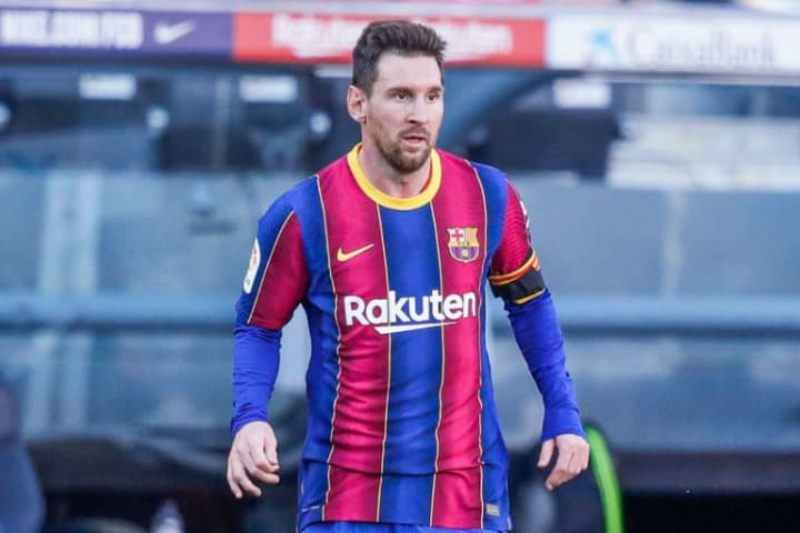 Lionel Messi's future remains in doubt