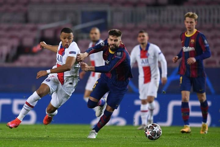 FC Barcelona vs PSG