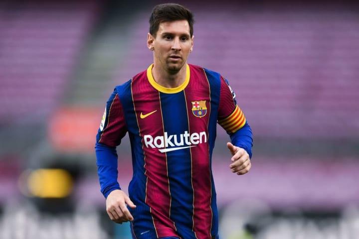 Lionel Messi Barcelona Inter Miami