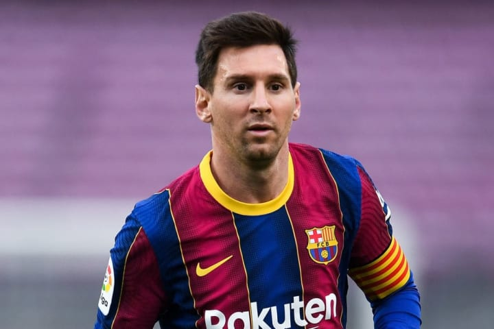 Lionel Messi is expected to extend his Barcelona stay