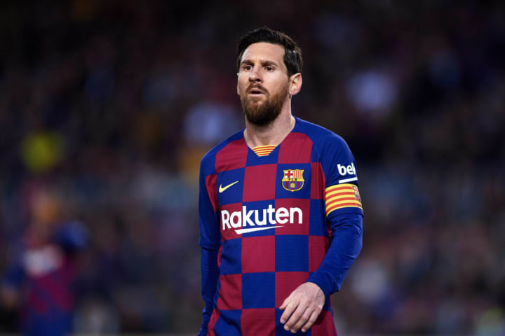 Lionel Messi has recently been linked with a move away