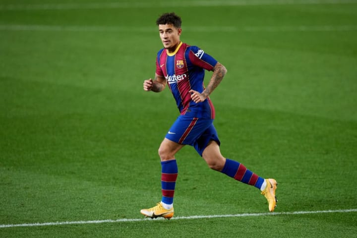 Coutinho has struggled since making his dream move