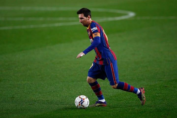Messi acaba contrato en junio de 2021