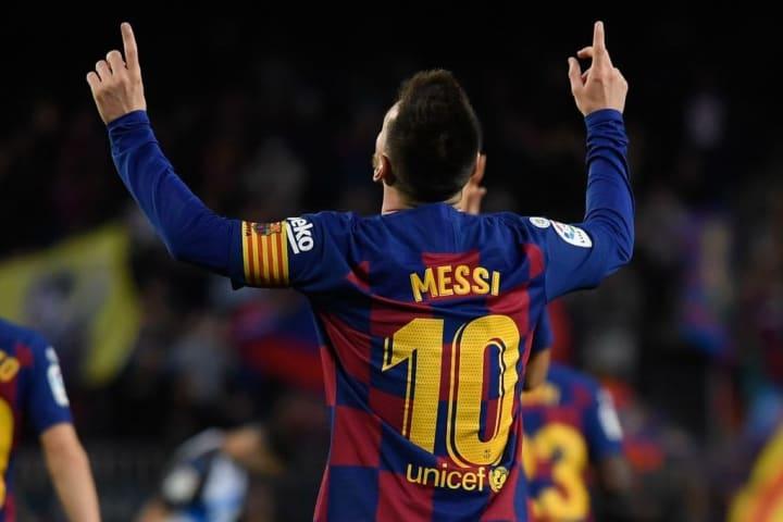 FC Barcelona vs Alaves: La Liga