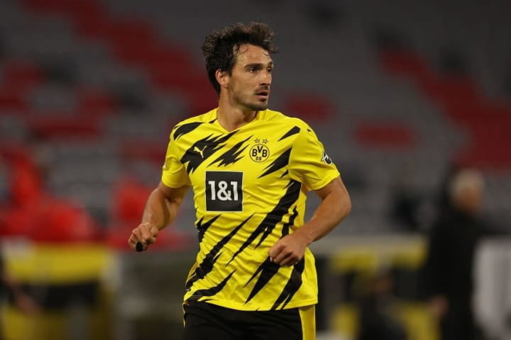 Mats Hummels continues to impress at the heart of the BVB defence