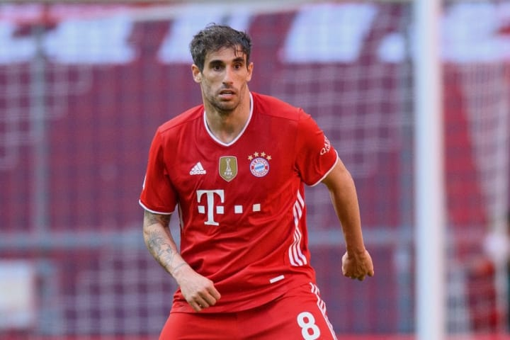 Javi Martinez will leave Bayern this summer