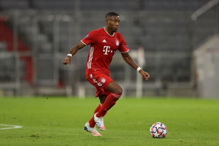 Alaba has made a typically strong start to the season