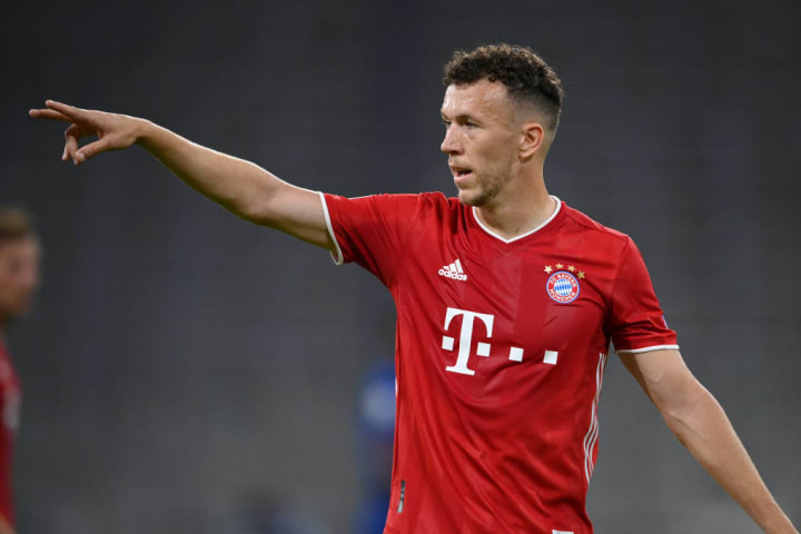 Perisic would be a familiar face in the Bayern dressing room